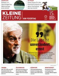 Kleine Zeitung Kärnten - 15 August 2019