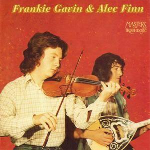 Frankie Gavin & Alec Finn - Frankie Gavin & Alec Finn: Masters Of Irish Music (1977) CD Release 1994