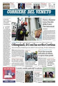 Corriere del Veneto Vicenza e Bassano – 02 ottobre 2018