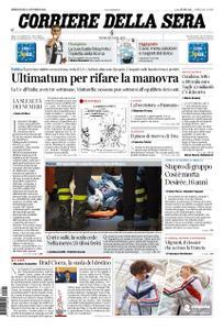 Corriere della Sera – 24 ottobre 2018