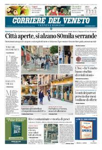Corriere del Veneto Vicenza e Bassano – 17 maggio 2020