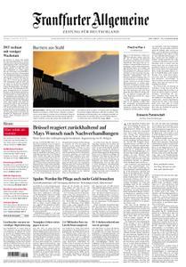Frankfurter Allgemeine Zeitung F.A.Z. - 22. Januar 2019
