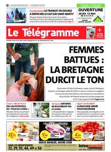 Le Télégramme Landerneau - Lesneven – 13 mai 2021