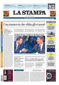 La Stampa Torino Provincia e Canavese - 16 Ottobre 2019