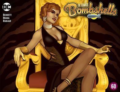 DC Comics - Bombshells 060 2016 Digital BlackManta-Empire