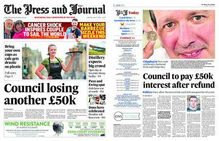 The Press and Journal Moray – June 02, 2018
