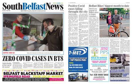South Belfast News – April 15, 2021