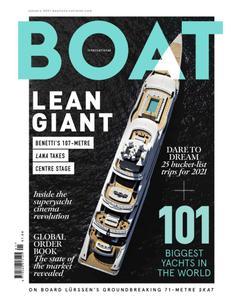 Boat International - January 2021