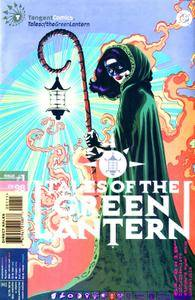 Tangent Comics v2-Tales of the Green Lantern 1998