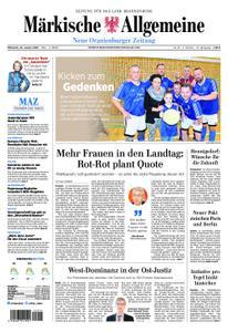 Neue Oranienburger Zeitung - 23. Januar 2019