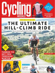 Cycling Weekly - October 25, 2018