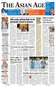 The Asian Age - August 17, 2019