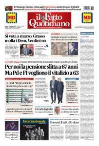 Il Fatto Quotidiano - 27 Ottobre 2017