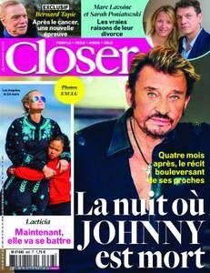 Closer France - 30 mars 2018