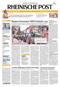 Rheinische Post – 26. November 2019