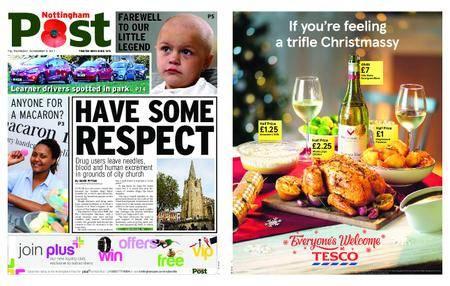 Nottingham Post – November 09, 2017