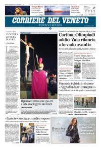 Corriere del Veneto Padova e Rovigo - 30 Marzo 2018