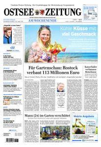 Ostsee Zeitung Wolgast - 21. April 2018
