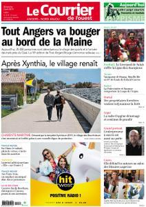 Le Courrier de l'Ouest Nord Anjou – 02 juin 2019