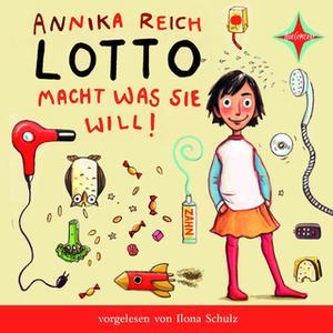 «Lotto macht was sie will» by Annika Reich