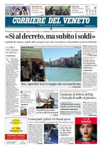 Corriere del Veneto Vicenza e Bassano – 07 aprile 2020