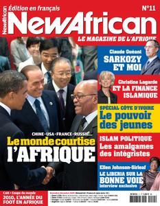 New African, le magazine de l'Afrique - Novembre - Décembre 2009