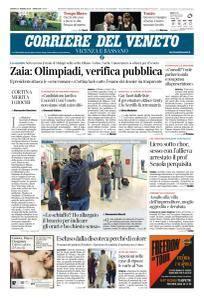 Corriere del Veneto Vicenza e Bassano - 31 Marzo 2018