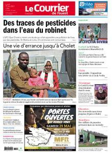 Le Courrier de l'Ouest Cholet – 17 mai 2021