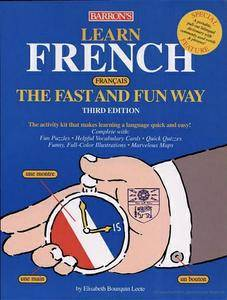 """E. Leete, """"Learn French the Fast and Fun Way,3 Ed"""" (repost)"""