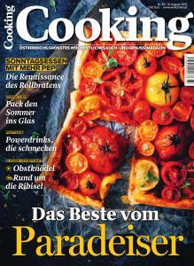 Cooking Austria - 16 August 2019