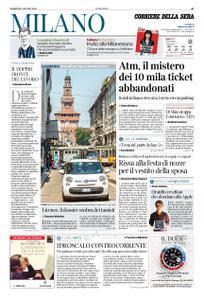 Corriere della Sera Milano – 04 giugno 2019