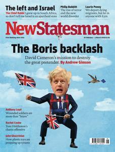 New Statesman - 26 February - 3 March 2016