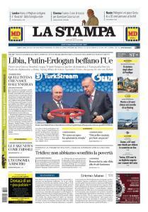 La Stampa Imperia e Sanremo - 9 Gennaio 2020
