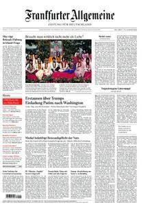Frankfurter Allgemeine Zeitung F.A.Z. - 21. Juli 2018
