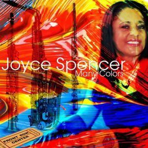 Joyce Spencer - Many Colors (2015)