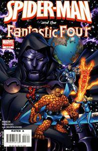 Spider-man and the Fantastic Four 03