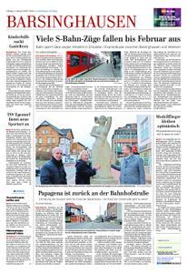Barsinghausen/Wennigsen - 04. Januar 2019