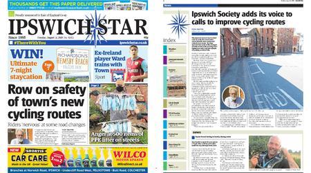 Ipswich Star – August 11, 2020