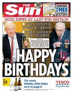 The Sun UK - 30 April 2020
