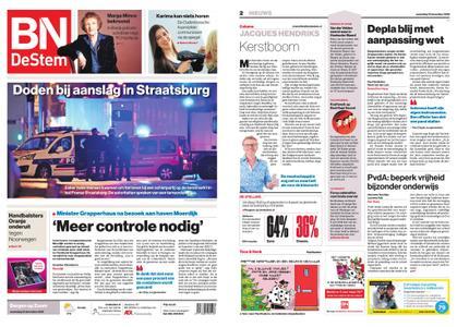BN DeStem - Bergen op Zoom – 12 december 2018