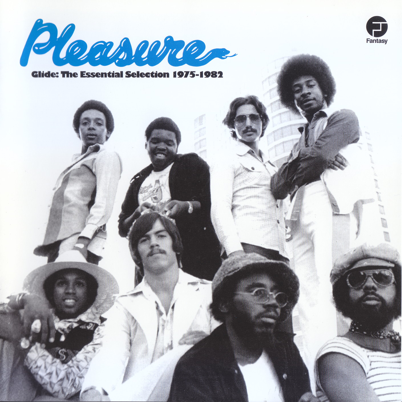 Pleasure - Glide: The Essential Selection 1975-1982 [2CD] (2013)