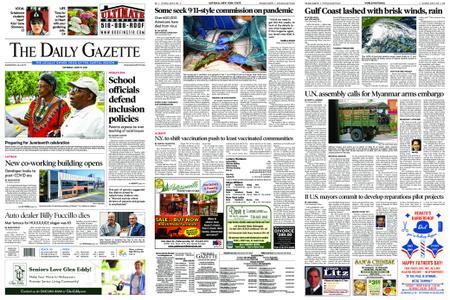The Daily Gazette – June 19, 2021