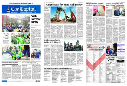 The Capital – March 11, 2019