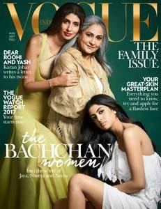 VOGUE India - August 01, 2017