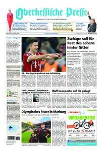 Oberhessische Presse Marburg/Ostkreis - 13. September 2017