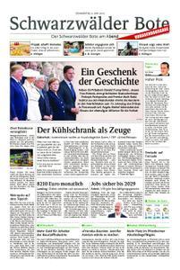 Schwarzwälder Bote Blumberg - 06. Juni 2019