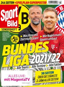 Sport Bild Sonderheft - 21 Juli 2021
