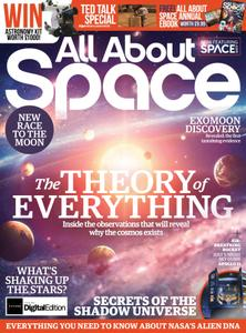 All About Space - July 2019