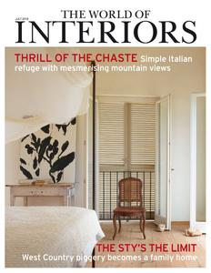 The World of Interiors - July 2019