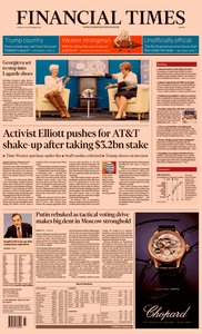 Financial Times Europe – 10 September 2019